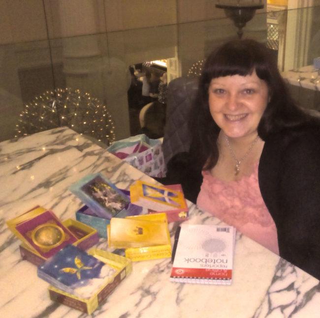 fairy magic tarot reader for hire scotland